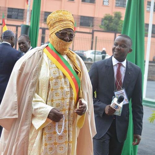 Carnet noir: Mort d'Ibrahim Mbombo Nyoya le sultan roi des Bamoun