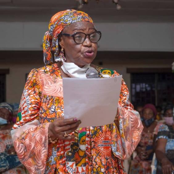 Djamegni Nkouetchou Suzanne, «Le DG Mbemi Nyaknga a honoré les femmes le 8 mars »
