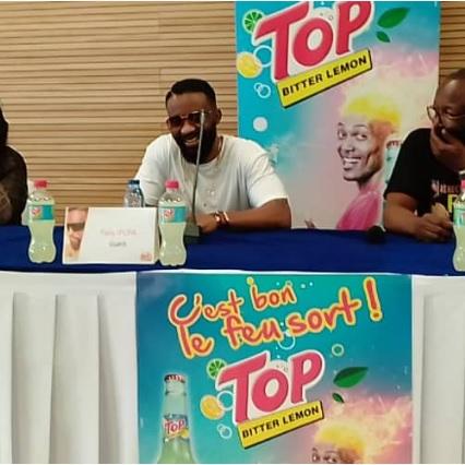 Fally Ipupa comme cadeau de la SABC à la jeunesse camerounaise