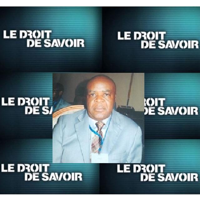 Rubrique Point du Droit, Camer.be en deuil: Hommage au Dr Atangana Eteme Emeran