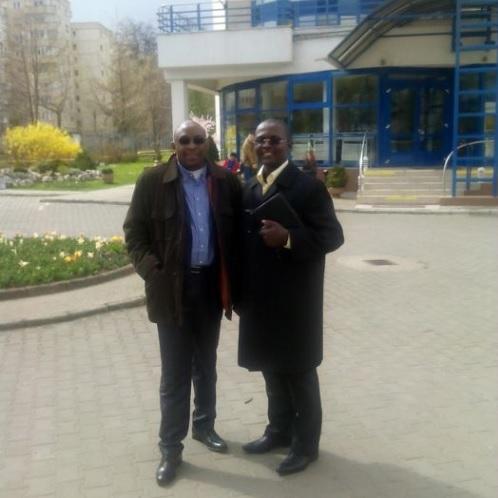 Mon histoire avec Bernard Njonga