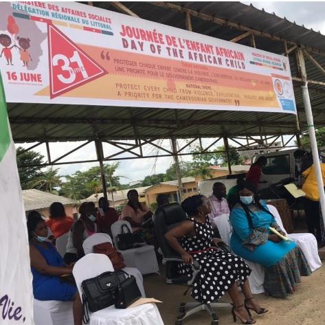 Douala célèbre l'enfant africain sous fond de sensibilisation