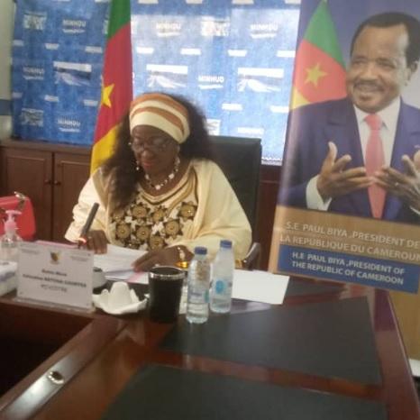 Lutte contre le désordre urbain : 295 millions pour la Communauté Urbaine de Yaoundé