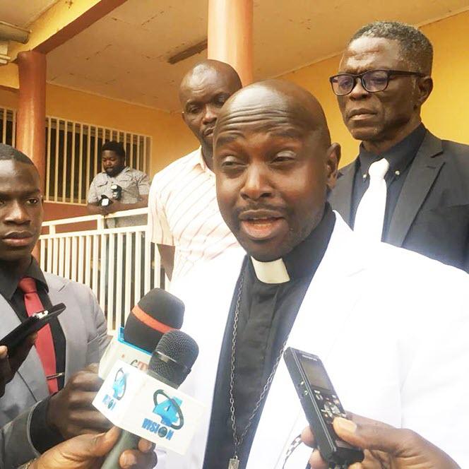 Laonon Doyambe en croisade contre les faux prophètes