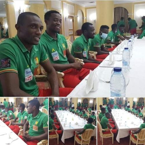 CHAN 2020 : les 23 du Cameroun avec un vainqueur de la CAN 2017