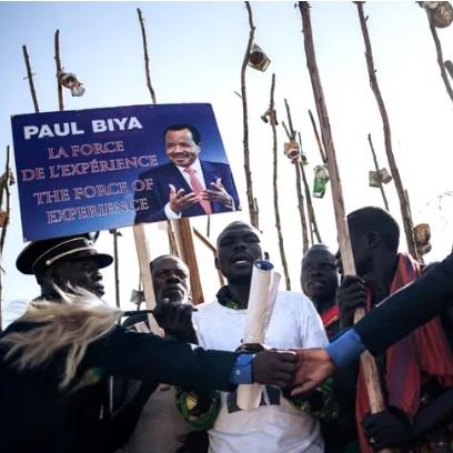Des ministres camerounais multiplient des marches de soutien au président Paul Biya