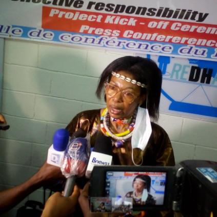 Le plaidoyer du Redhac pour la femme défenseure des droits humains en Afrique