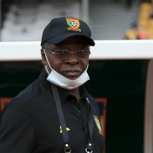 """Avant match, Ndtoungou Mpilé : """" c'est absolument grave"""""""