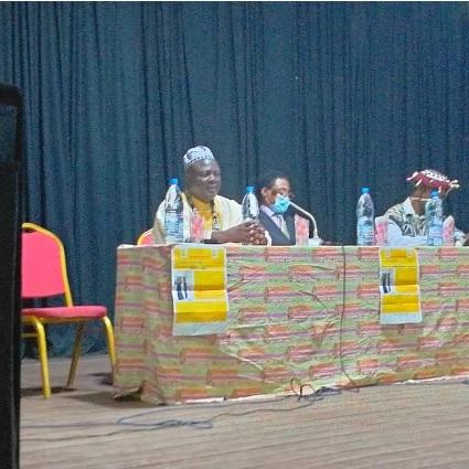 Yaoundé: Félix Njandja dédicace 4 livres en un jour