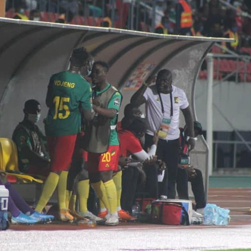 Cameroun 0-4 Maroc: Pourquoi Ndtoungou Mpilé exclut Yannick Njeng ?
