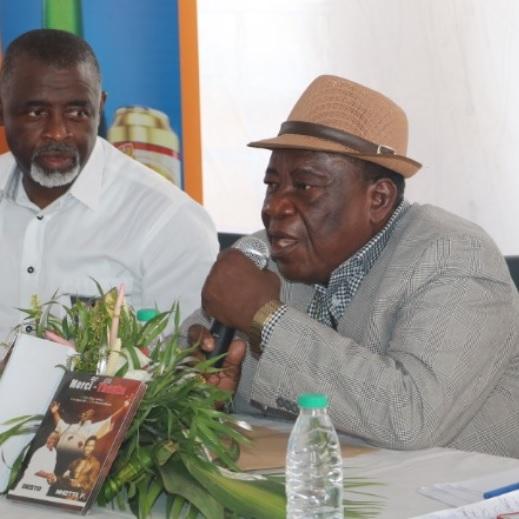 Nkotti François célèbre ses 50 ans de carrière