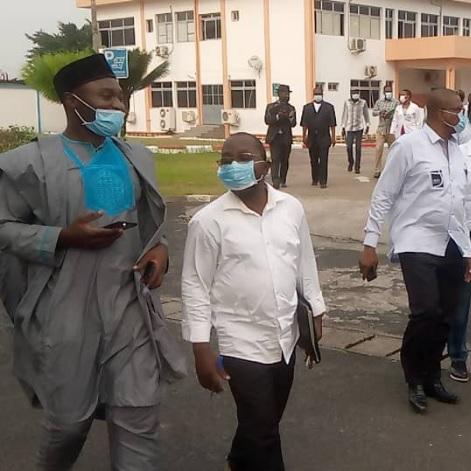 Douala: Des parlementaires prennent le pouls des formations hospitalières