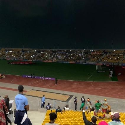 Incident avant le match Rwanda contre Ouganda