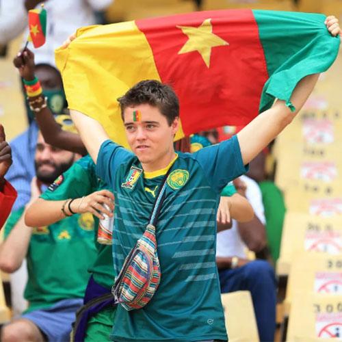 Cameroun Vs Maroc : Un congolais au sifflet
