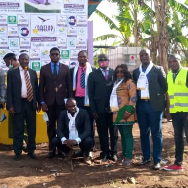 Toilettes écologiques: Le lycée de Penka-Michel à l'école du développement durable
