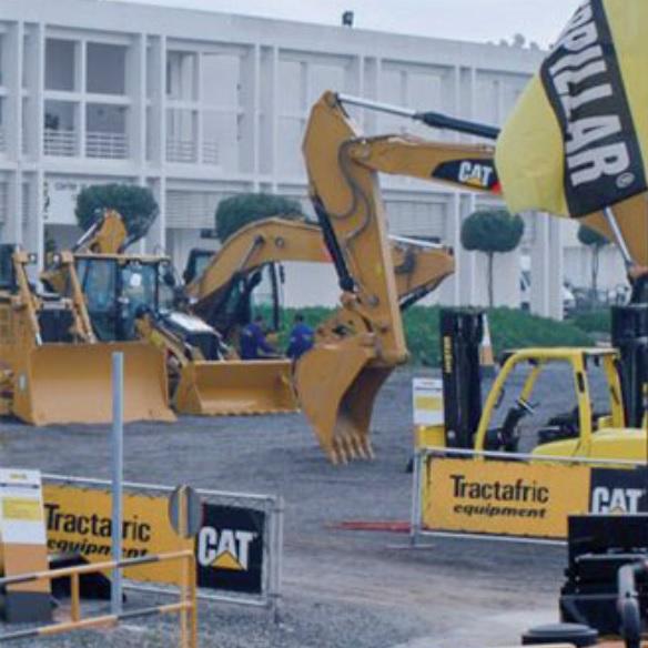 Tractafric apporte une plus value au complexe industrialo-portuaire de Kribi