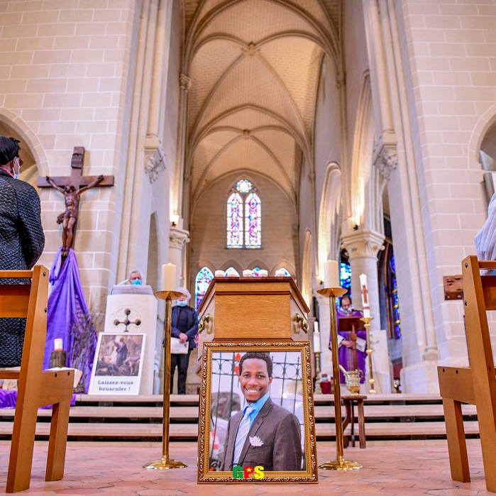 ETIENNE FRANCOIS BILOA: HOMMAGE DE L'ECRIVAIN CALVIN DJOUARI