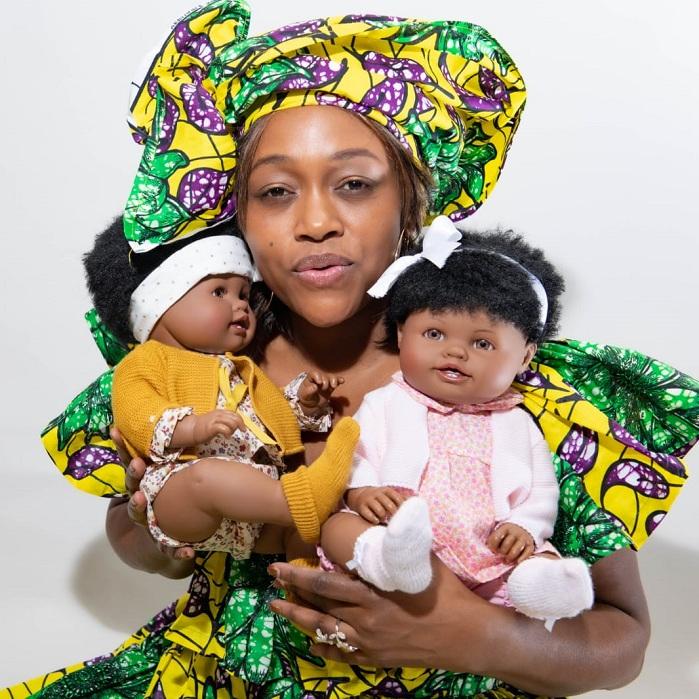 """""""DIETIES DOLLS"""" LA MARQUE DE POUPEES AFRO-CARIBEENNES INSPIREE DES DIVINITES AFRICAINES"""