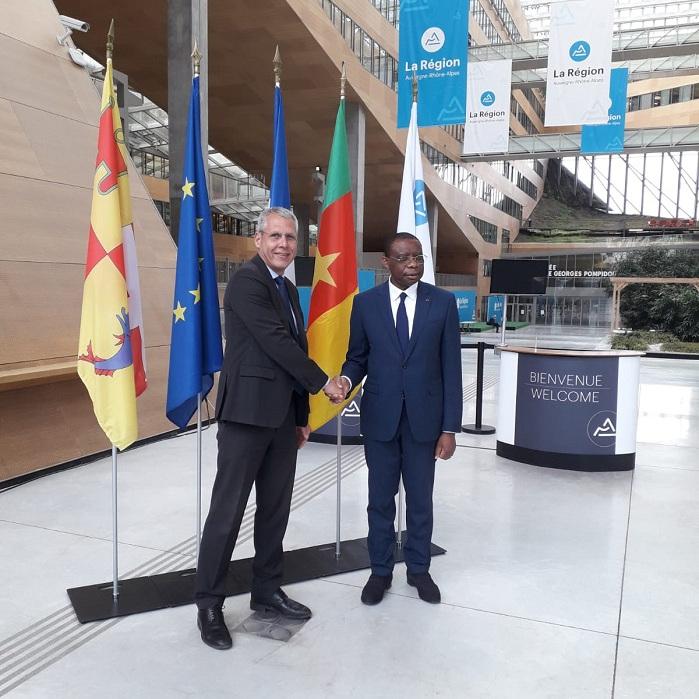 LA DIPLOMATIE ECONOMIQUE AU SERVICE DES ENTREPRISES CAMEROUNAISE