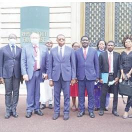 Les Camerounais de Lyon veulent leur Consulat