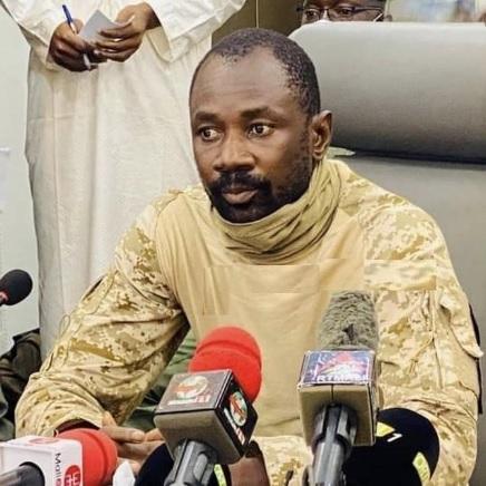 Le colonel Assimi Goïta démet le Président et le Premier ministre de leurs fonctions (Update)