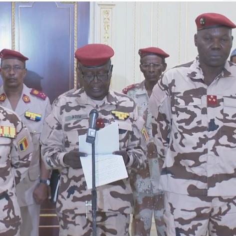 Le CPD condamne la prise du pouvoir par le Conseil Militaire au Tchad