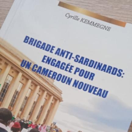 Livre Cyrille Kemmegne glorifie la BAS