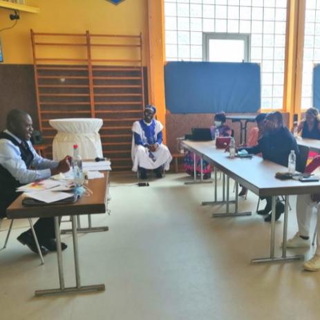 """Les """"ENFANTS BANDEM de la Diaspora"""": Valoriser la culture pour le développement et la consolidation"""