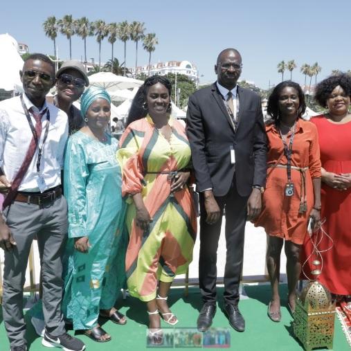 Festival de Cannes: Le Pavillon Africain met en lumière les cinémas d'Afrique