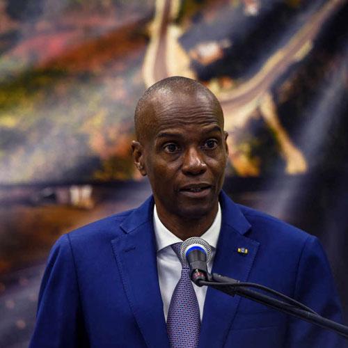 Urgent: Le président Jovenel Moïse, 53 ans, a été assassiné