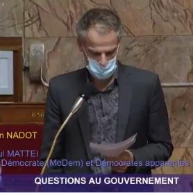"""Sébastien Nadot: """"Le gouvernement français est à l'origine de la situation chaotique au Cameroun"""""""