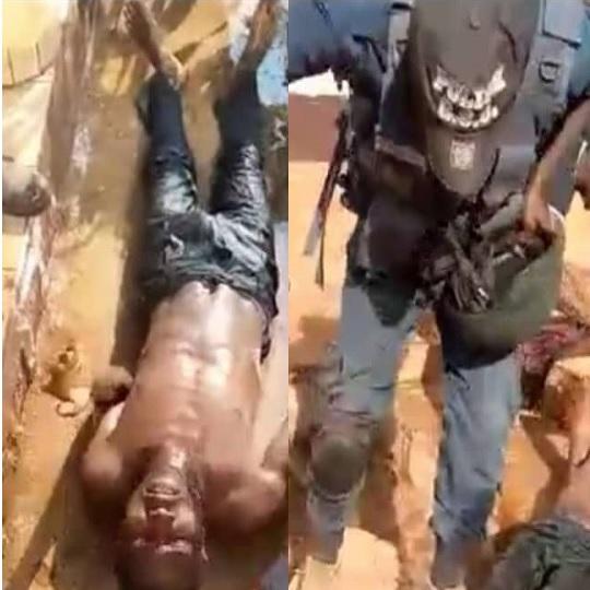 Le CEBAPH s'indigne après la scène de torture d'un civil par des hommes en tenues à Ndu au Cameroun
