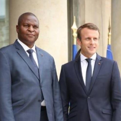 COOPÉRATION FRANCE-CENTRAFRIQUE:EMMANUEL MACRON MET FIN À LA RELATION MILITAIRE AVEC LA CENTRAFRIQUE