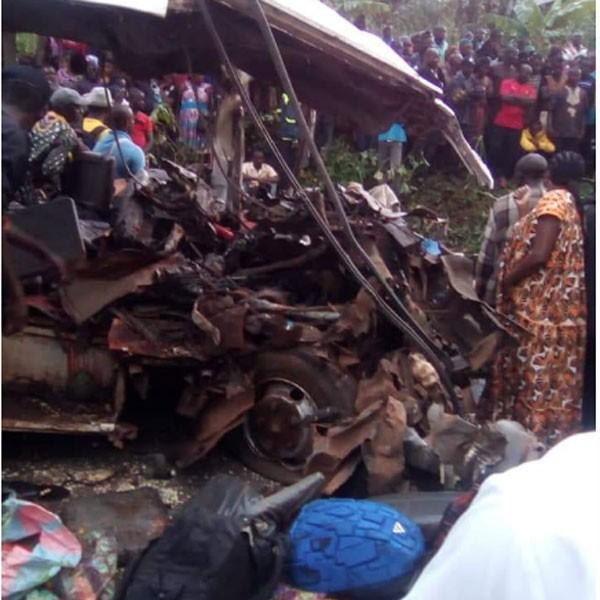 En huit ans, les accidents de la route ont fait plus de 9000 morts au Cameroun