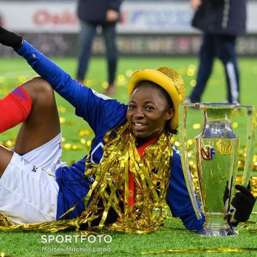 Njoya Chout Ajara championne