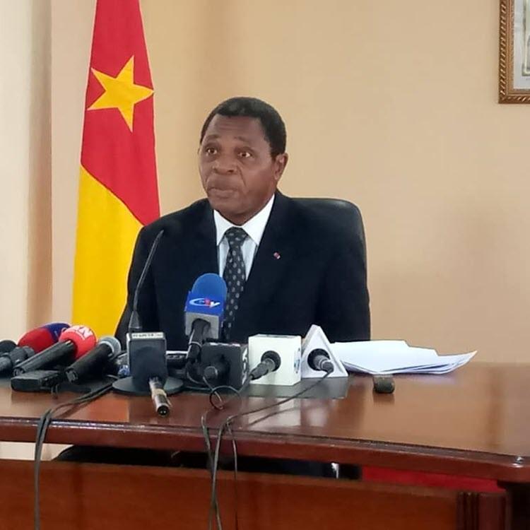 """Atanga Nji interdit toute """"Assemblée générale extraordinaire de la Fecafoot"""" sur l'étendue du territoire"""