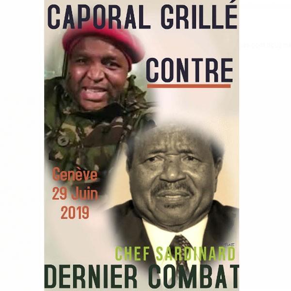 Samedi 29 Juin à Genève : La Brigade anti-sardinards va t-elle affronter sécurité présidentielle ?