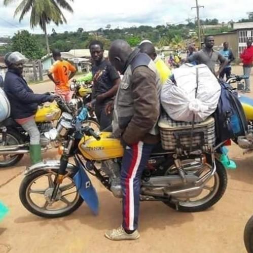 Les émeutes de Sangmelima parlent à Paul Biya