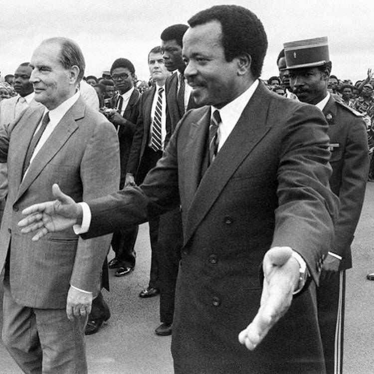 Paris-Yaoundé : L'époque du « meilleur élève » avec François Mitterrand