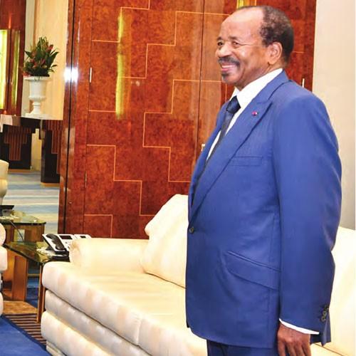 Paul Biya révoque un magistrat anglophone