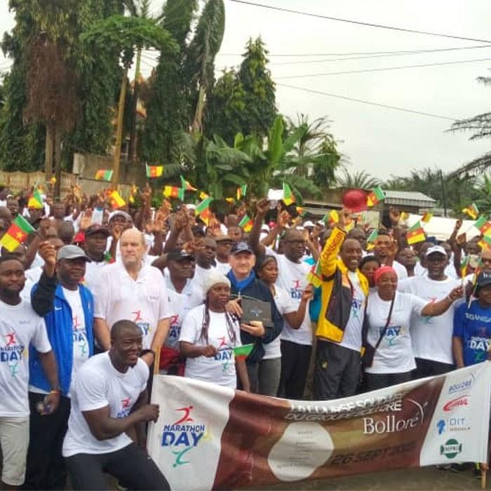 Des employés de Bolloré- APMT hantés par la peur du chômage