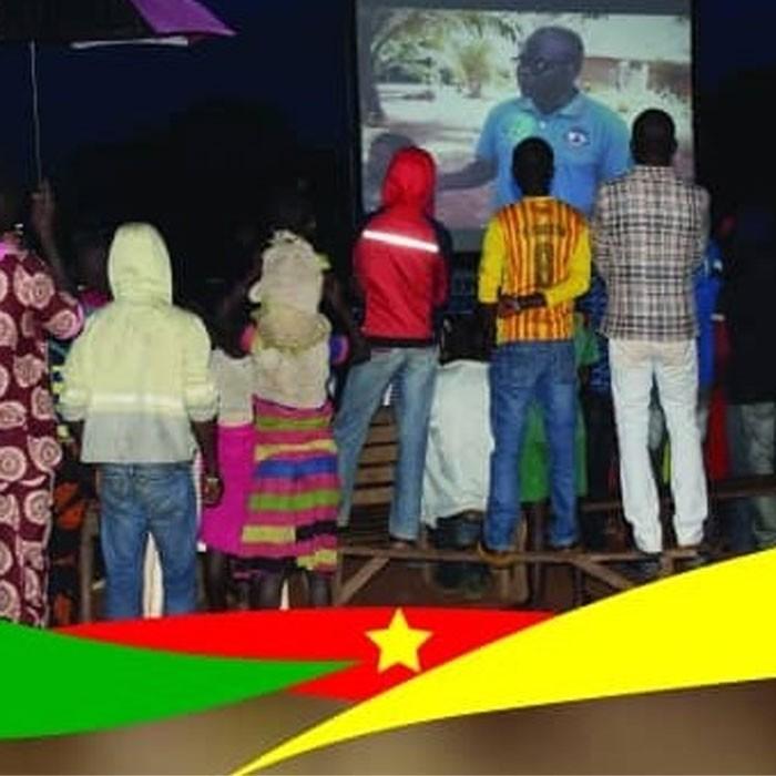 CINE-DEBAT POUR LA PAIX: Pour le dialogue interculturel et la cohésion sociale au Cameroun