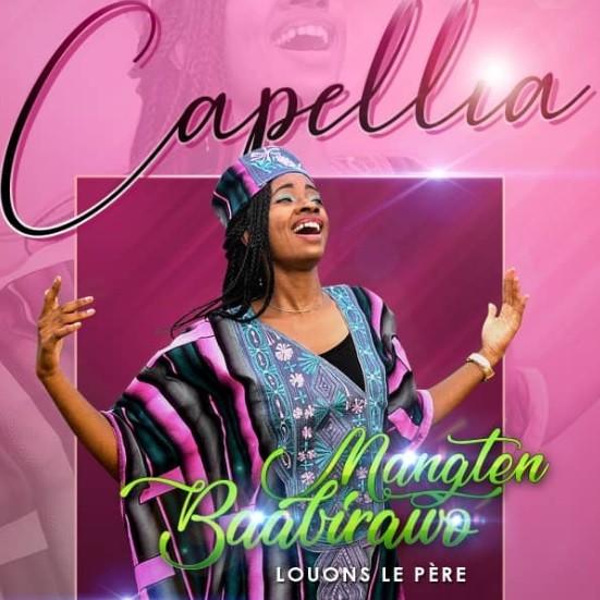 """CAPELLIA présente son tout nouveau single """"Mangten Baabirawo"""""""
