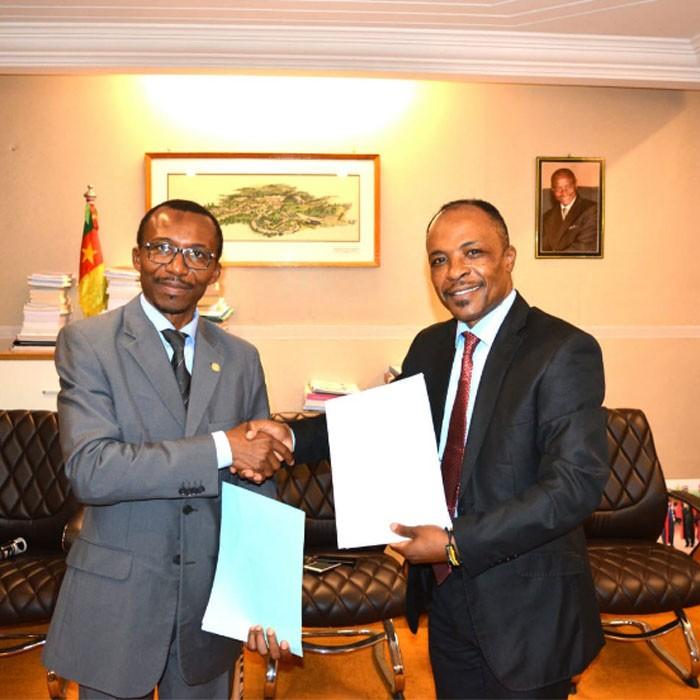 Coopération : Le haut conseil des Camerounais de la diaspora au secours de l'Université de Dschang