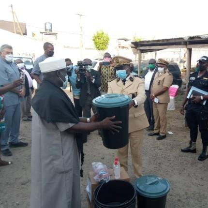 RIPOSTE CONTRE LA COVID-19 : Le don du chef de l'Etat détourné à Mindourou