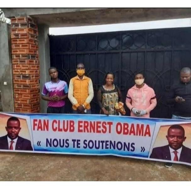 Disgrâce à Yaoundé