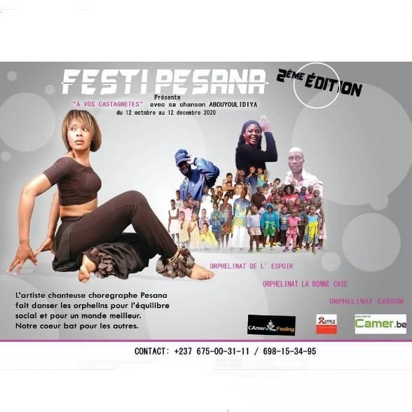 FestiPesana 2020: Camer.be, partenaire média
