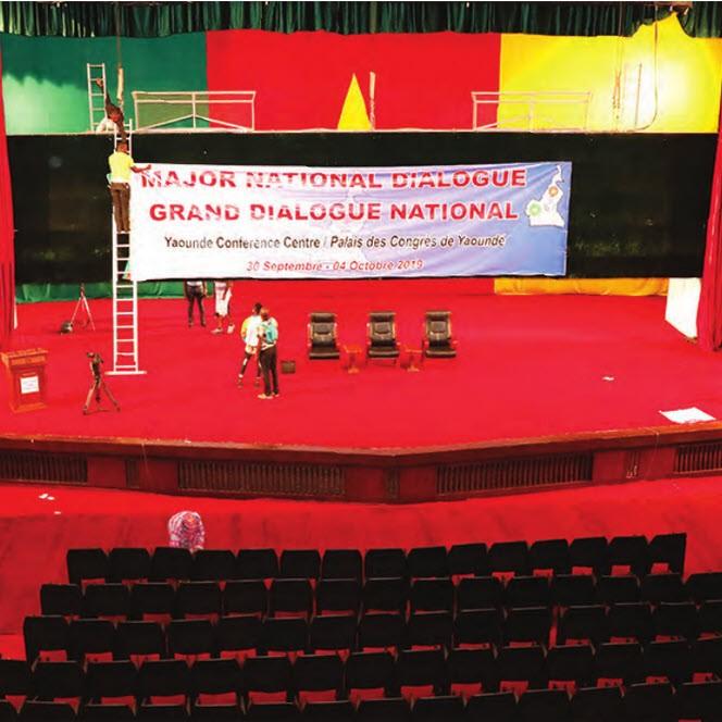 Grand dialogue national : Dans le vif du sujet