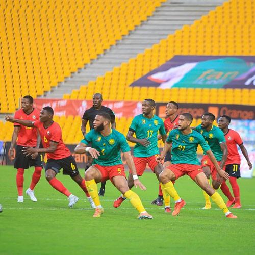 Mozambique 0-2 Cameroun: Aboubacar Vincent et Serge Tabekou buteurs