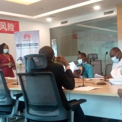 Huawei Cameroun: Début de stage à Douala pour les étudiants camerounais certifiés en TIC